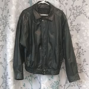 Wilsons the leather experts bomber jacket …